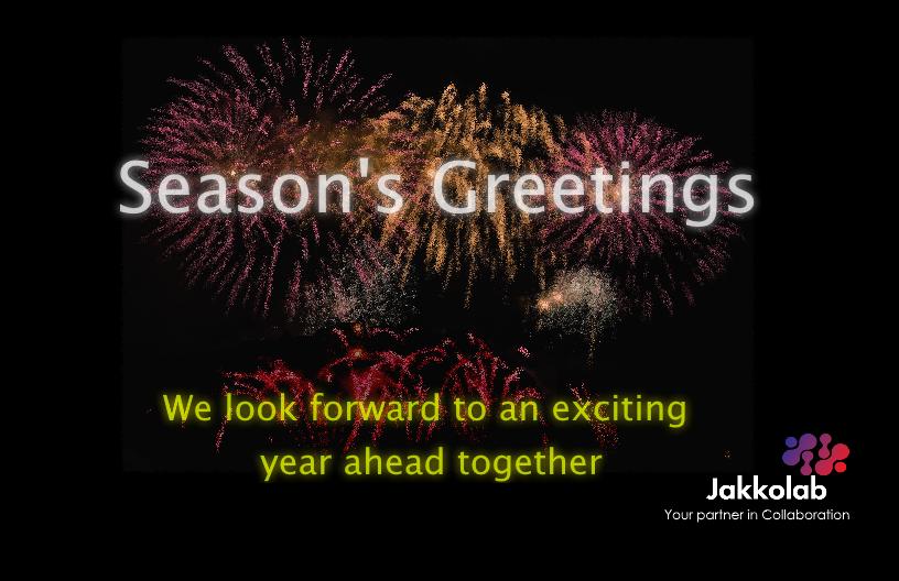 Happy New Year from Jakkolab