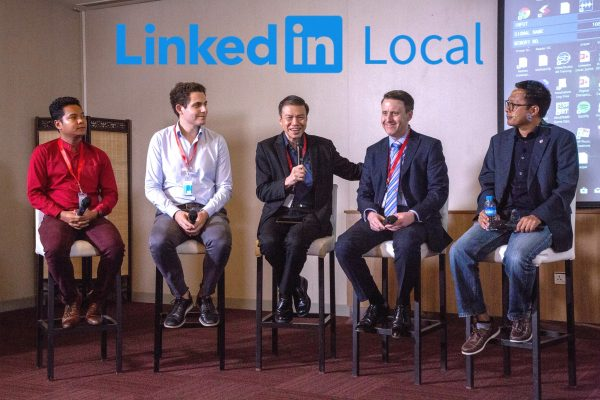 Digital Transformation 2.0 Yangon LinkedIn Local Innovation Lab
