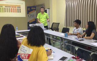 ibim icaew 2019 challenge training