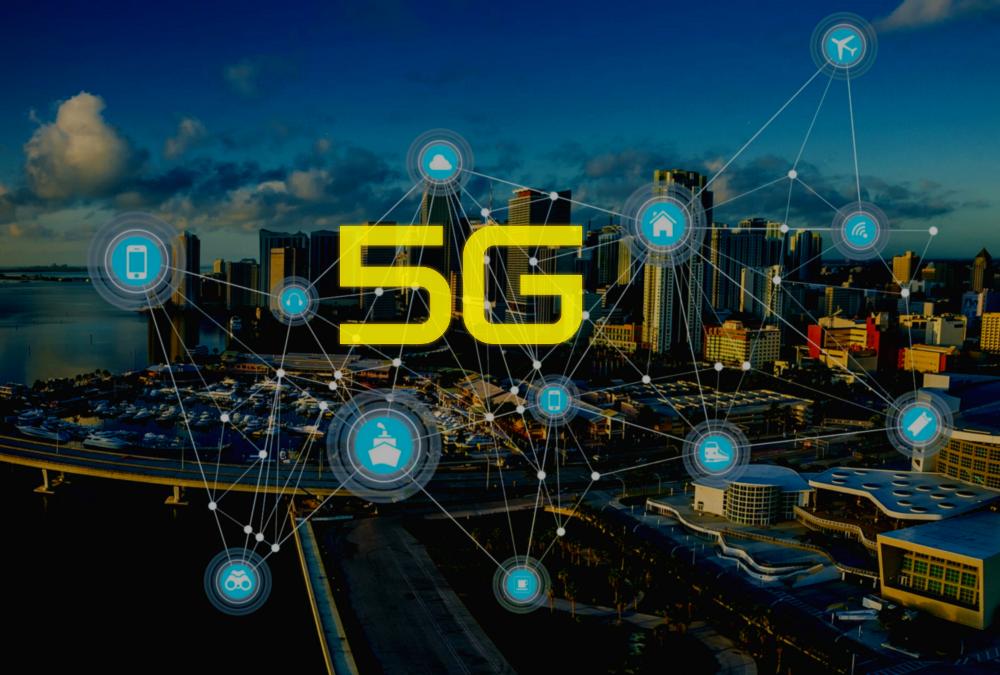 5g iot smart cities digital transformation
